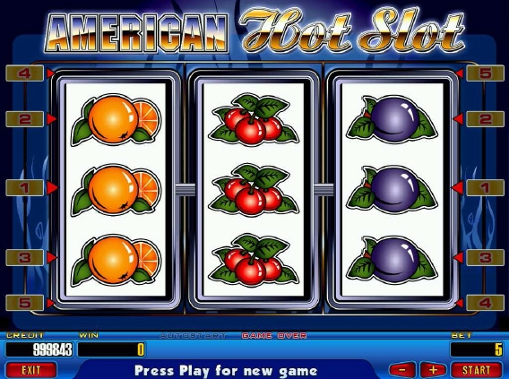 american hot slot play online