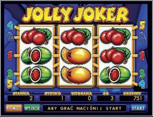 Jolly Joker Slot Machine - Try your Luck on this Casino Game